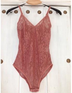 Body Dusty Pink - Glamorous