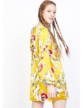 Vestido flores grandes - Selected by AINE