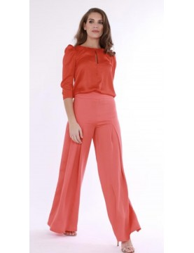 Pantalon pinzas delanteras - Selected by AINE