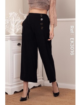 Pantalon botones - Selected...
