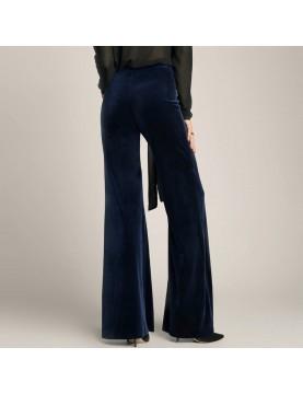 Pantalon terciopelo -...