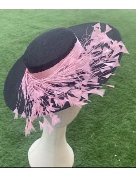 Pamela plumas rosas - AINE